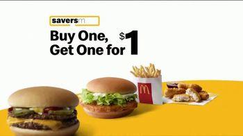 McDonald's Savers Menu TV Spot, 'Bookshelf' - Thumbnail 9
