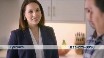 Spectrum TV Spot, \'Real Estate Agent: $89.98\'