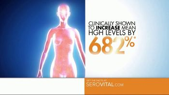 SeroVital HGH TV Spot, 'Feel Decades Younger' - Thumbnail 8