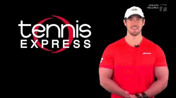 Tennis Express Babolat Week TV Spot, 'Savings on Racquets'