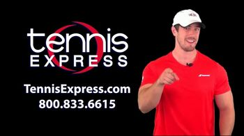 Tennis Express Babolat Week TV Spot, 'Savings on Racquets' - Thumbnail 6