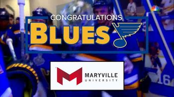 Maryville University TV Spot, 'Road to Gloria: Congratulations Blues'