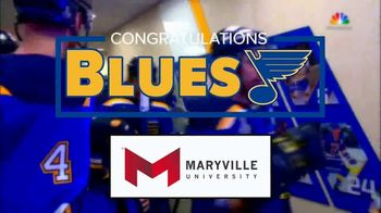 Maryville University TV Spot, 'Road to Gloria: Congratulations Blues' - Thumbnail 2