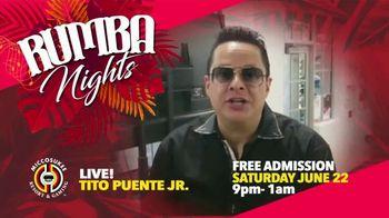 Miccosukee Resort & Gaming TV Spot, 'Rumba Nights' Featuring Tito Puente Jr.