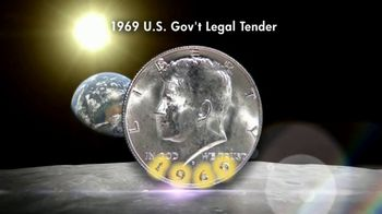 National Collector's Mint Apollo 11 Half Dollar TV Spot, '50th Anniversary' - Thumbnail 2
