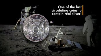 National Collector's Mint Apollo 11 Half Dollar TV Spot, '50th Anniversary' - Thumbnail 4