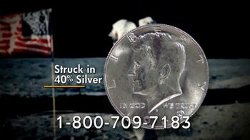 National Collector's Mint Apollo 11 Half Dollar TV Spot, '50th Anniversary' - Thumbnail 8