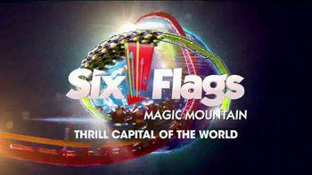 Six Flags Magic Mountain TV Spot, 'Find Your Thrill: Full Throttle' - Thumbnail 10
