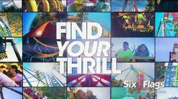 Six Flags Magic Mountain TV Spot, 'Find Your Thrill: Full Throttle' - Thumbnail 2