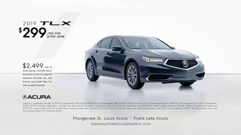 2019 Acura TLX TV Spot, 'By Design: City' Song by The Ides of March [T2] - Thumbnail 8