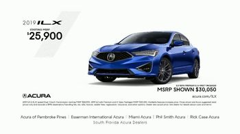 2019 Acura ILX TV Spot, 'Total Control' Song by WILLS [T2] - Thumbnail 8