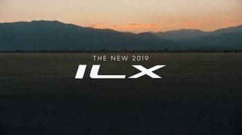 2019 Acura ILX TV Spot, 'Total Control' Song by WILLS [T2] - Thumbnail 6