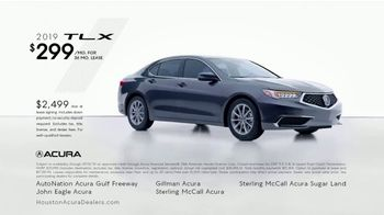 2019 Acura TLX TV Spot, 'Designed: H-Town' Song by The Ides of March [T2] - Thumbnail 9
