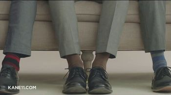 Kane 11 Socks TV Spot, 'Your Exact Size'