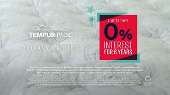 Ashley HomeStore Stars & Stripes Mattress Event TV Spot, 'Zero Percent Interest' Song by Midnight Riot - Thumbnail 2