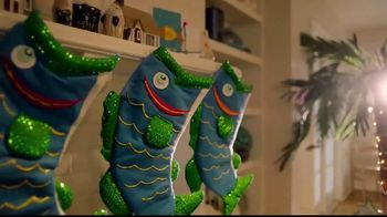 Long John Silver\'s Taco Combo TV Spot, \'Celebrate Fishmas\'