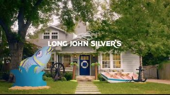 Long John Silver's Taco Combo TV Spot, 'Celebrate Fishmas' - Thumbnail 8