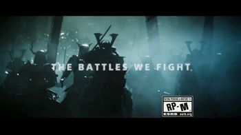 PlayStation TV Spot, 'The Battles We Fight' Song by Jacob Banks