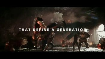 PlayStation TV Spot, 'The Battles We Fight' Song by Jacob Banks - Thumbnail 9