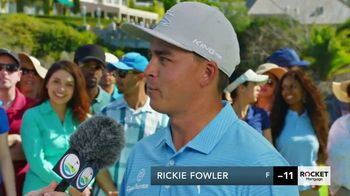 Rocket Mortgage TV Spot, 'Simple Moments' Feat. Rickie Fowler - Thumbnail 3