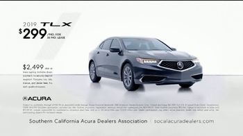 2019 Acura TLX TV Spot, 'By Design: Southern California' Song by Ides of March [T2] - Thumbnail 10