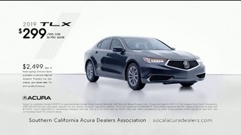 2019 Acura TLX TV Spot, 'By Design: Southern California' Song by Ides of March [T2] - Thumbnail 9