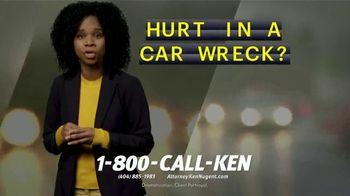 Kenneth S. Nugent: Attorneys at Law TV Spot, 'Car Wreck: Insurance Company' - Thumbnail 1