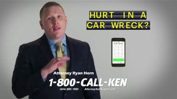 Kenneth S. Nugent: Attorneys at Law TV Spot, 'Car Wreck: Insurance Company' - Thumbnail 7