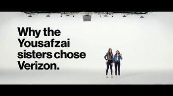 Verizon TV Spot, 'Yousafzai Sisters: Galaxy J3V' - Thumbnail 3