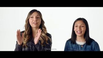 Verizon TV Spot, 'Yousafzai Sisters: Galaxy J3V' - 2280 commercial airings