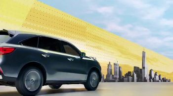 2019 Acura MDX TV Spot, 'MDX: Designed for the City' Song by Lizzo [T2] - 2 commercial airings