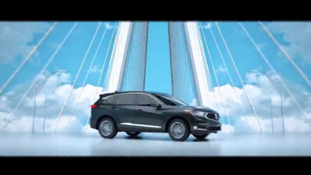 2019 Acura Rdx Tv Commercial Designed H Town T2 Video