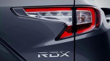 2019 Acura RDX TV Spot, 'Designed: H-Town' [T2] - Thumbnail 2