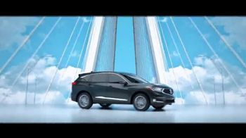 2019 Acura RDX TV Spot, 'Designed: H-Town' [T2]