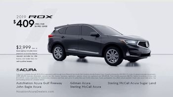 2019 Acura RDX TV Spot, 'Designed: H-Town' [T2] - Thumbnail 7