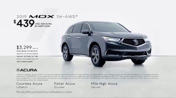 2019 Acura MDX TV Spot, 'Designed for Where You Drive: Mountain' Song by Lizzo [T2] - Thumbnail 9
