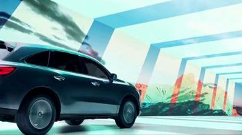 2019 Acura MDX TV Spot, 'Designed for Where You Drive: Mountain' Song by Lizzo [T2] - Thumbnail 3