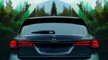 2019 Acura MDX TV Spot, 'Designed for Where You Drive: Mountain' Song by Lizzo [T2] - Thumbnail 4