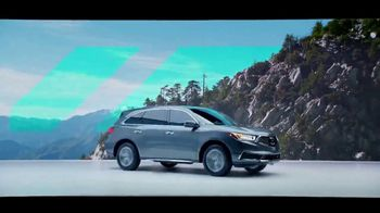2019 Acura MDX TV Spot, 'Designed for Where You Drive: Mountain' Song by Lizzo [T2]
