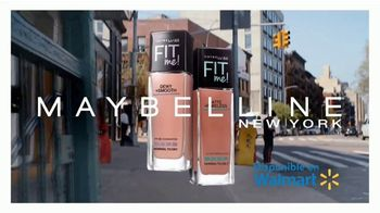Maybelline New York Fit Me! Dewey + Smooth Foundation TV Spot, 'En dos acabados' [Spanish] - Thumbnail 9