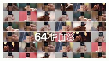 Maybelline New York Fit Me! Dewey + Smooth Foundation TV Spot, 'En dos acabados' [Spanish] - Thumbnail 6