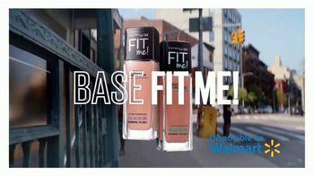 Maybelline New York Fit Me! Dewey + Smooth Foundation TV Spot, 'En dos acabados' [Spanish] - Thumbnail 8