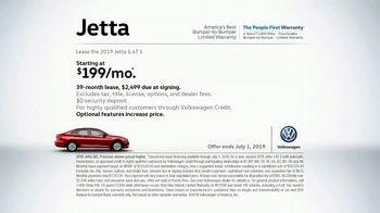 2019 Volkswagen Jetta TV Spot, 'Take That to the Tank' [T2] - Thumbnail 6