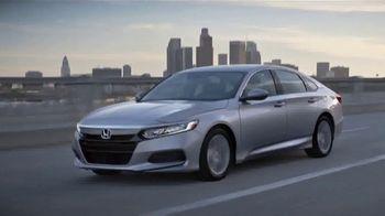 2019 Honda Accord TV Spot, 'Follow Your Own Path' [T2] - Thumbnail 7