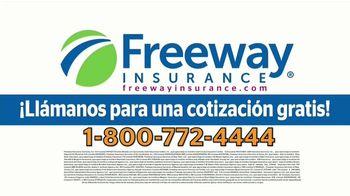 Freeway Insurance TV Spot, 'Ahorra con Freeway' [Spanish] - Thumbnail 5