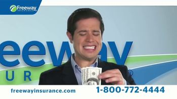 Freeway Insurance TV Spot, 'Ahorra con Freeway' [Spanish]