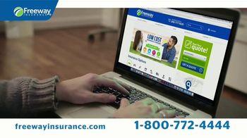 Freeway Insurance TV Spot, 'Ahorra con Freeway' [Spanish] - Thumbnail 2