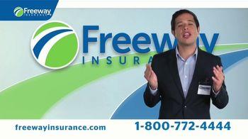 Freeway Insurance TV Spot, 'Ahorra con Freeway' [Spanish] - Thumbnail 3