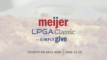 LPGA TV Spot, 'Meijer LPGA Classic for Simply Give: Turn Golf into Meals' - Thumbnail 8