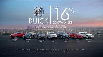 Buick TV Spot, 'Experience' Song by Matt & Kim [T2] - Thumbnail 2